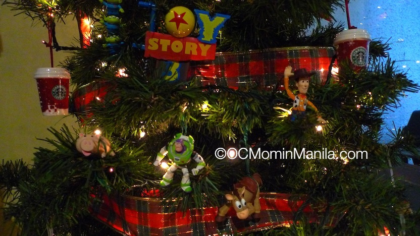 Toy Story Christmas : Christmas decor with personality o c mom in manila