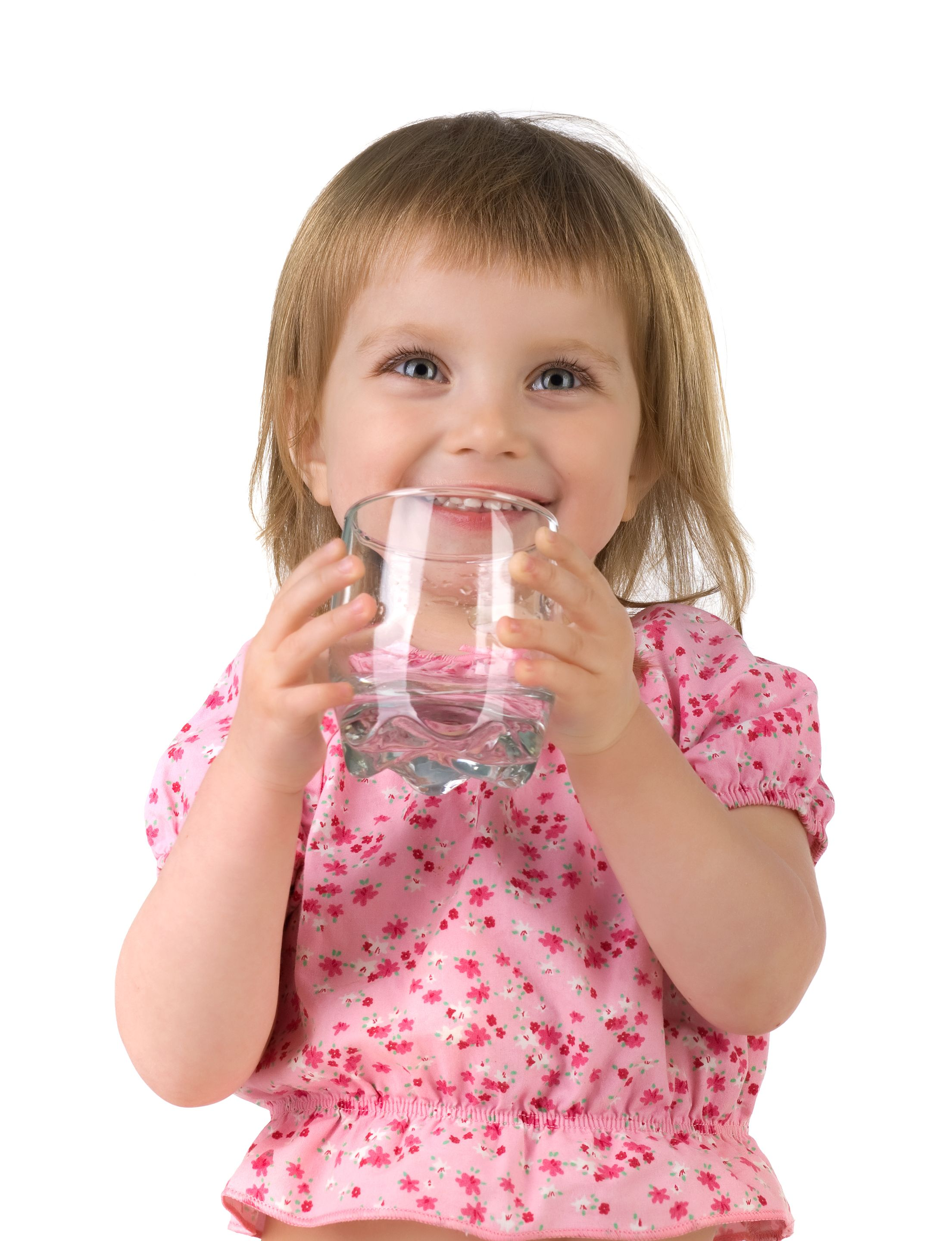 how to get a baby to drink water